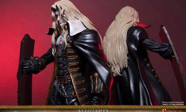 Νέο statue του Alucard έρχεται από την First4Figures