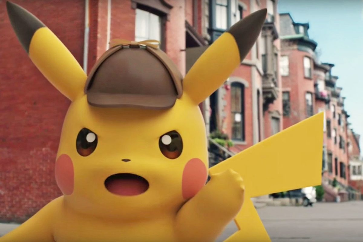 Νέο trailer για το επερχόμενο Detective Pikachu