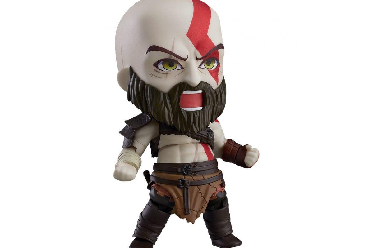 Boy! Αυτό το figure του Kratos είναι αξιολάτρευτο!