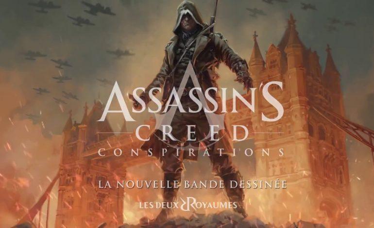 Το νέο Comic του Assassin's Creed θα συνδέεται με τον Β' Παγκόσμιο πόλεμο