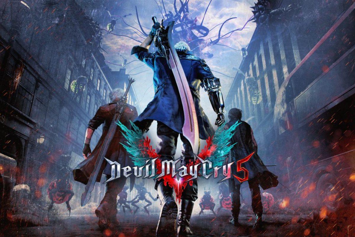 Devil May Cry 5: Θα είναι playable στην Gamescom 2018