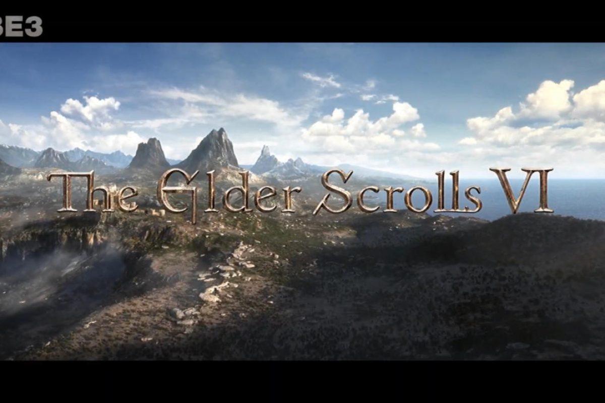 Νέο teaser trailer για το The Elder Scrolls VI