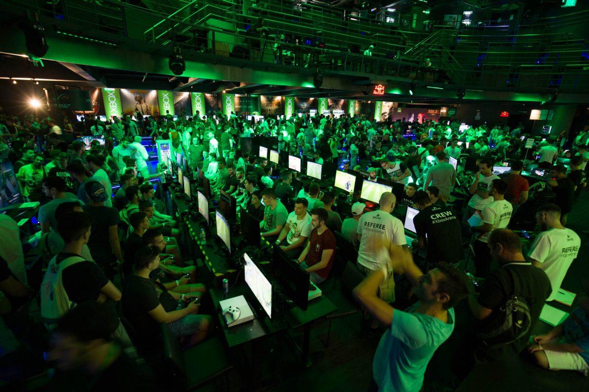 Περισσότεροι από 8.000 gamers έζησαν την εμπειρία του Xbox Arena Festival