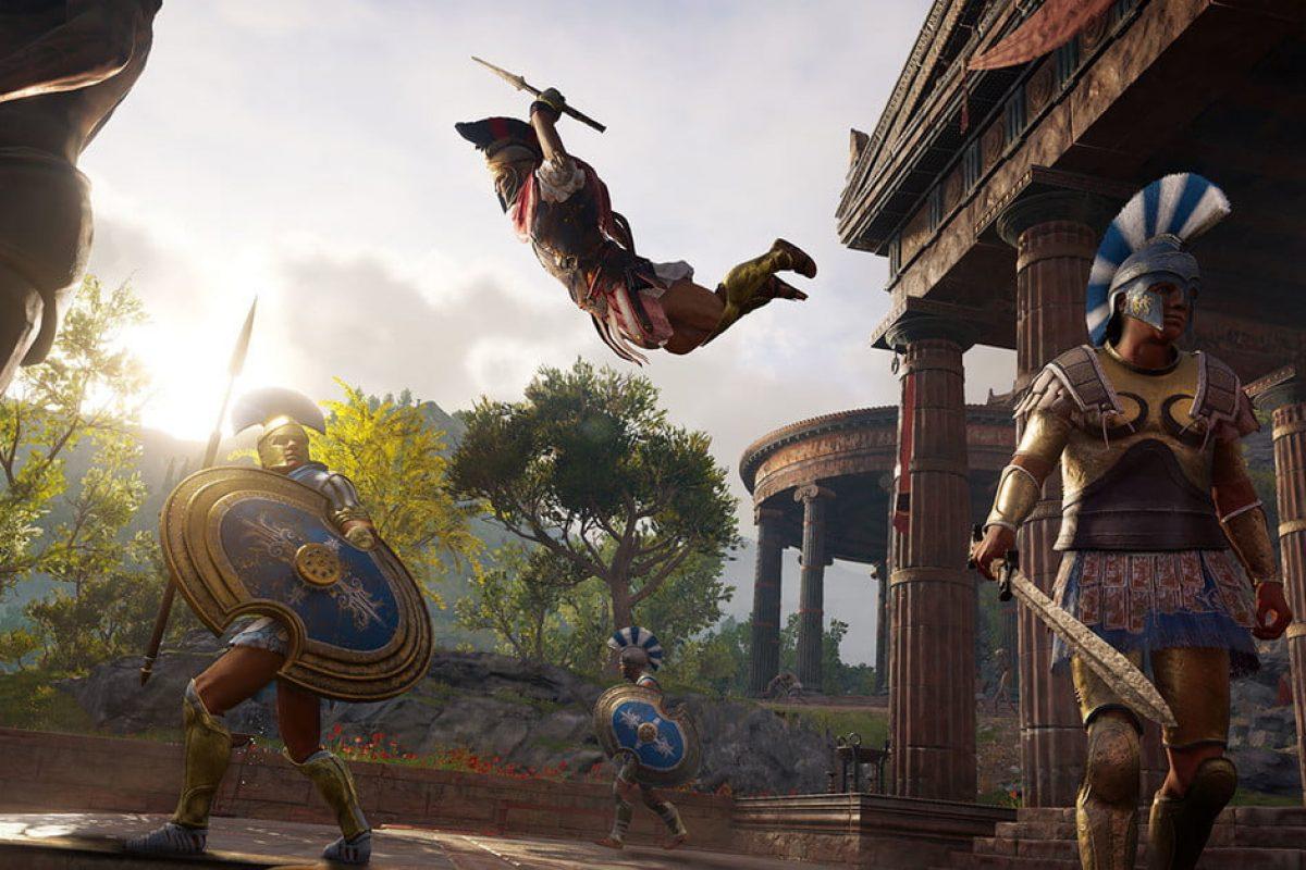 Πολλές οι νέες προσθήκες για το Assassin's Creed Odyssey με το αυριανό Update