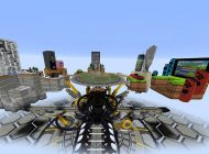 Το Minecraft: Better Together Update για το cross-play κυκλοφορεί σήμερα
