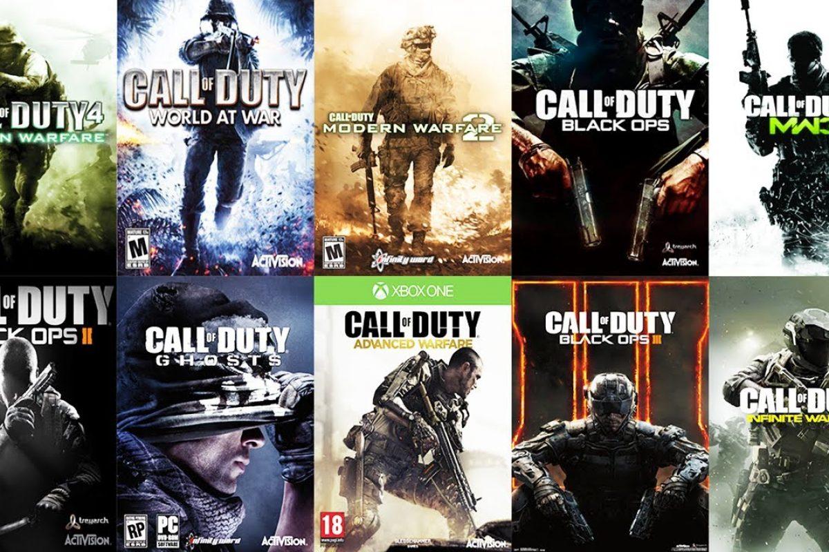 Call of Duty: Από το Χειρότερο στο Καλύτερο!