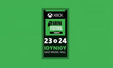 Το Xbox Arena Festival powered by Πλαίσιο έρχεται στις 23 & 24 Ιουνίου!