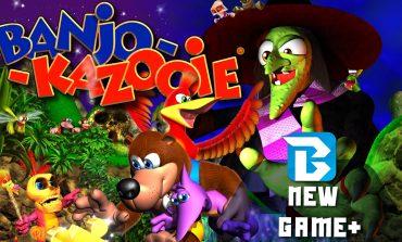 Όταν η Rare είχε κέφια | NG+ Banjo-Kazooie