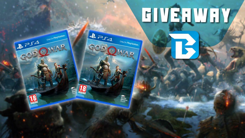 God of War Giveaway