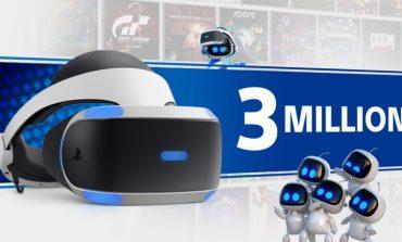 Η Sony γιορτάζει τα 3 εκατ. PlayStation VR
