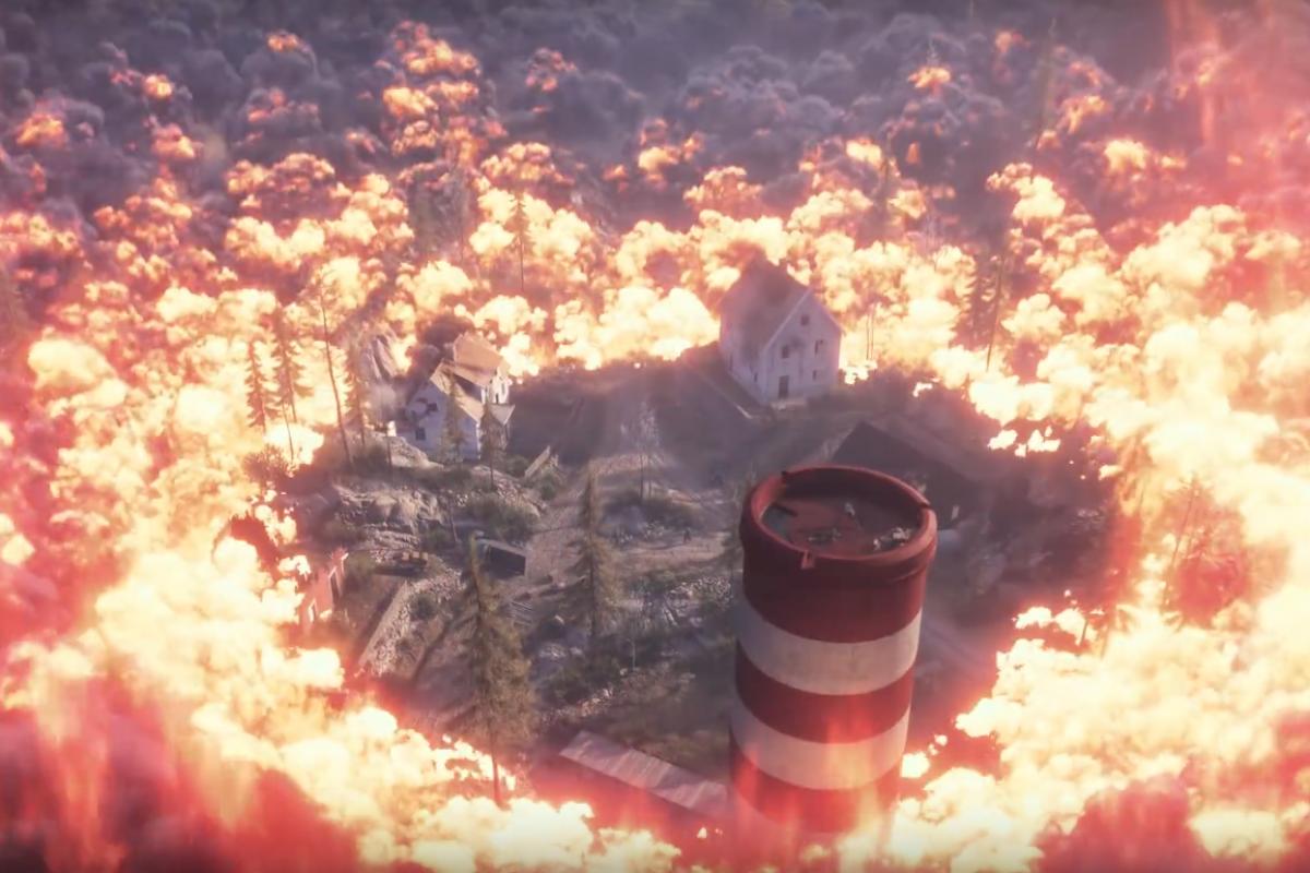 Battlefield V: Διαρροή trailer για το Battle Royale mode του τίτλου
