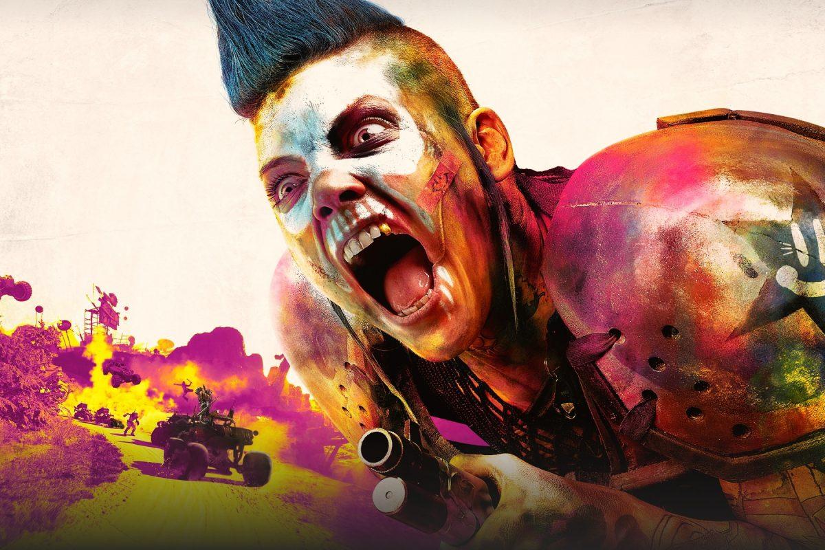 Rage 2: Νέο gameplay video στα πλαίσια της QuakeCon 2018