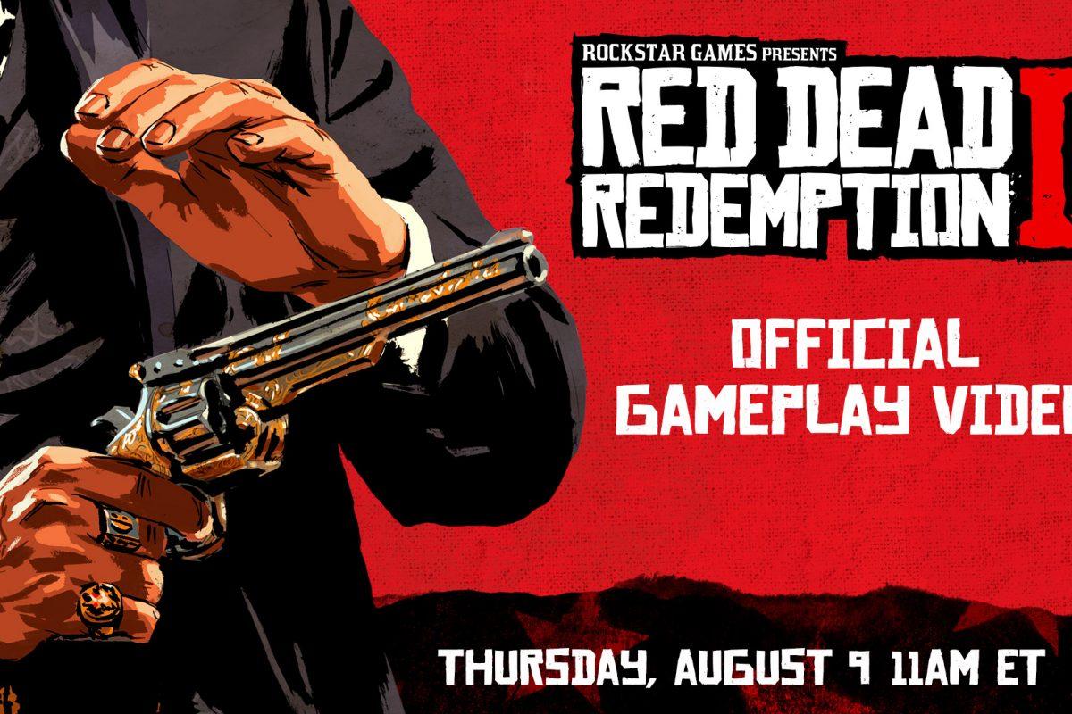 Αύριο το πρώτο Gameplay video του Red Dead Redemption 2