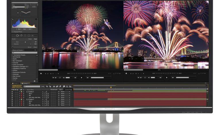 Νέα οθόνη Philips Brilliance με UltraClear 4K UHD