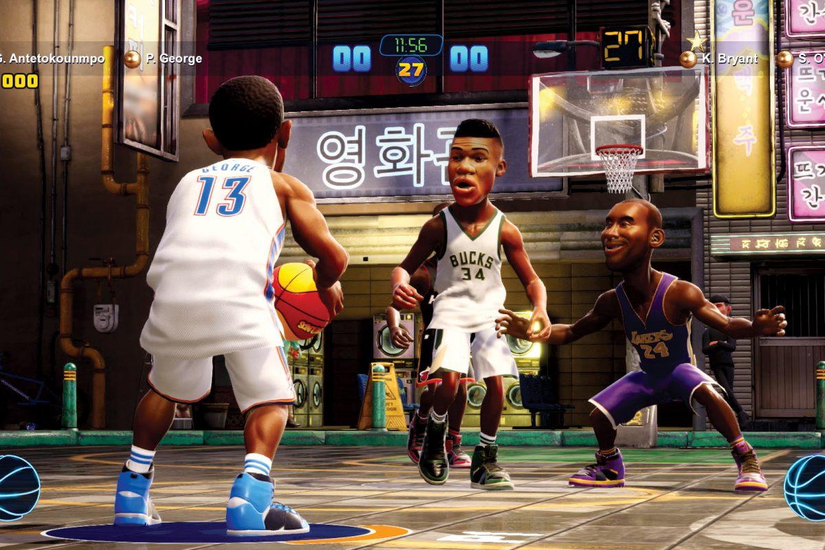 Ανακοινώθηκε η ημερομηνία κυκλοφορίας του NBA 2K Playgrounds 2