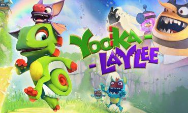 Με κασέτα N64 η συλλεκτική έκδοση του Yooka-Laylee στο Switch