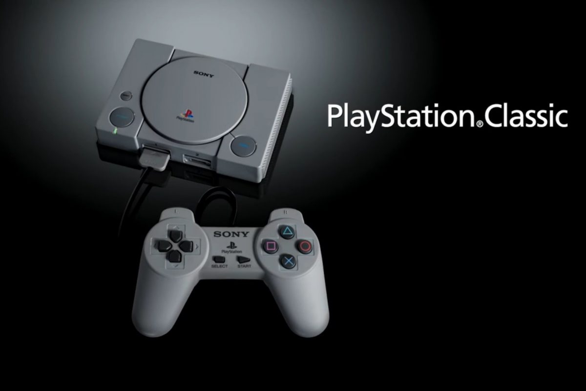 36 κρυμμένα παιχνίδια μέσα στο PlayStation Classic;
