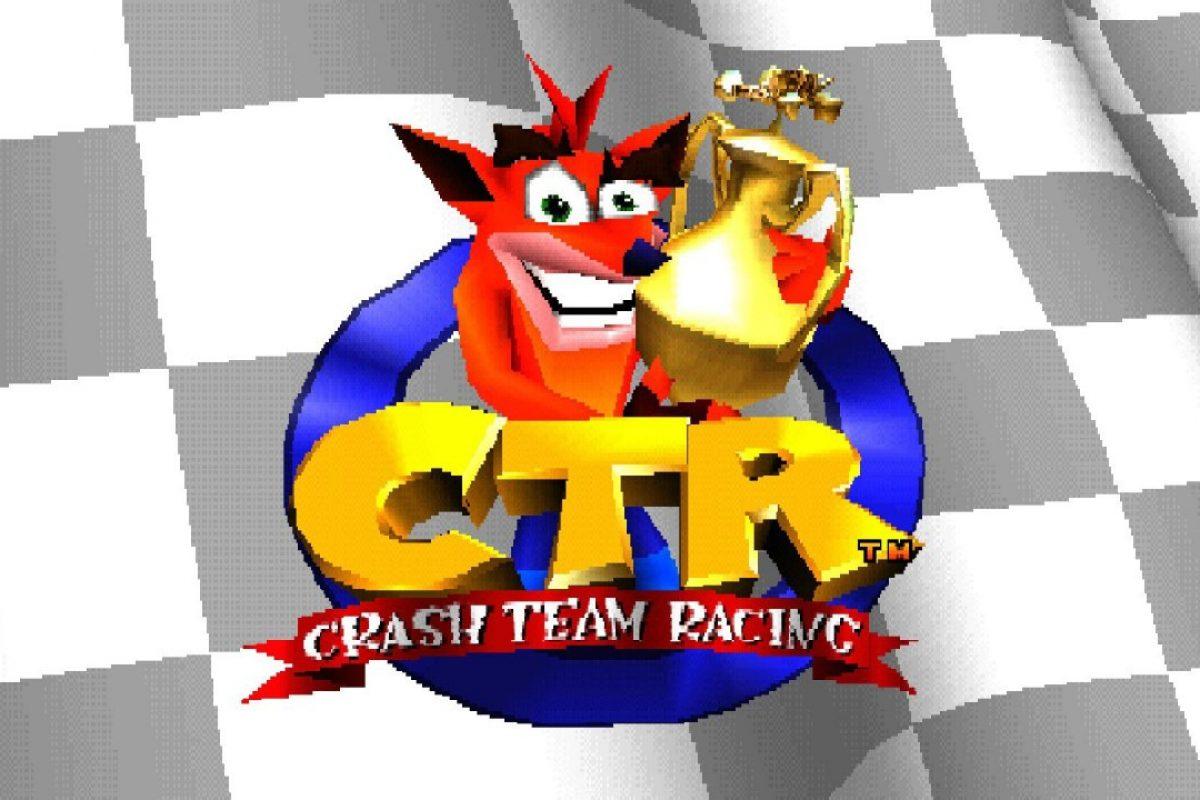 Φαίνεται πως επιστρέφει σε Remaster το Crash Team Racing