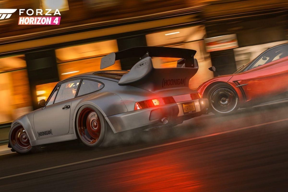 Από σήμερα διαθέσιμο το Demo του Forza Horizon 4