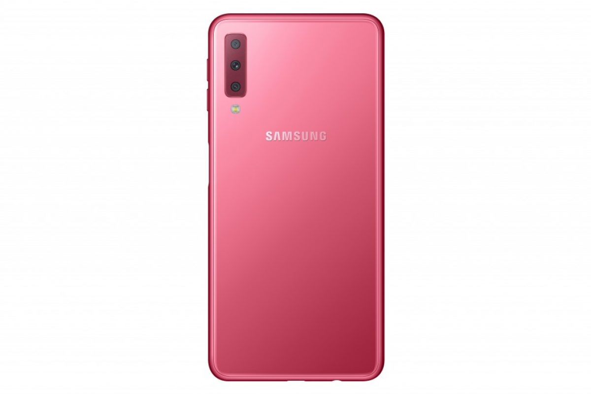 Galaxy A7 (2018): Επίσημα η πρώτη συσκευή της Samsung με τρεις κάμερες!