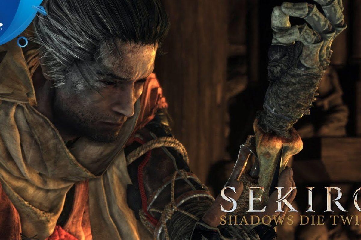Απολαύστε 12 λεπτά από το Sekiro: Shadows Die Twice της From Software