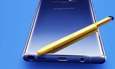 Το Samsung Galaxy Note 9 και σε ασημί