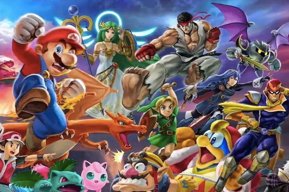 Διέρρευσαν οι DLC χαρακτήρες του Super Smash Bros Ultimate