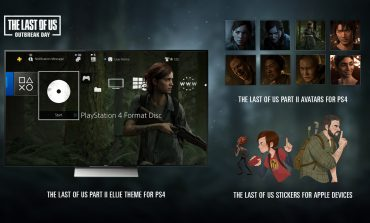 Δωρεάν The Last of Us Part II Ellie Theme & avatars για PS4 έως αύριο