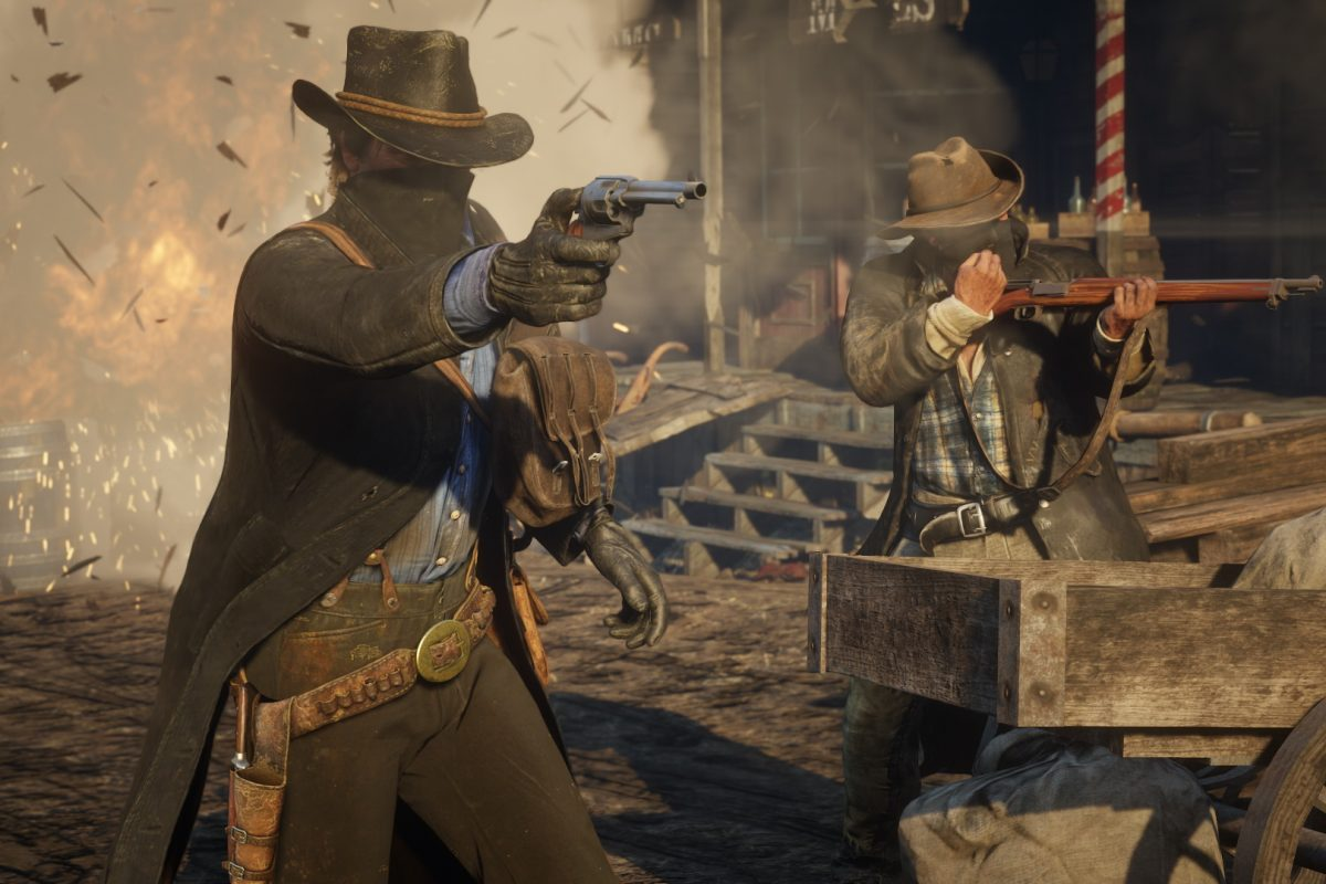 To Launch Trailer του Red Dead Redemption 2 είναι εδώ! (Video)