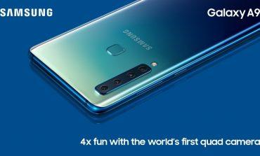 Galaxy A9 (2018): Tο πρώτο smartphone με 4 (!) κάμερες είναι της Samsung