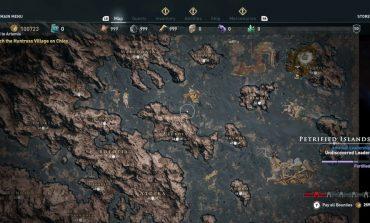 Συγκρίνοντας τον χάρτη του Assassin's Creed Odyssey με 10 άλλα Assassin's Creed