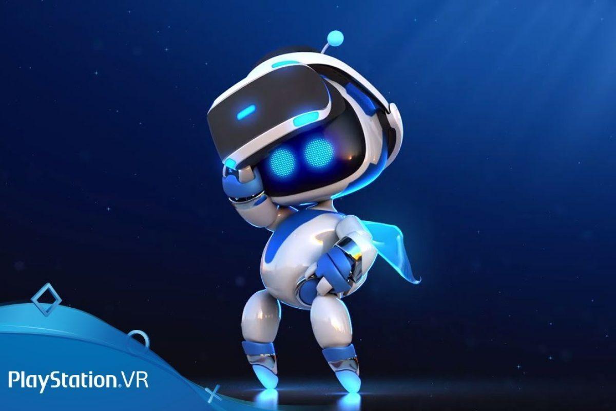 Launch trailer για το φιλόδοξο Astro Bot