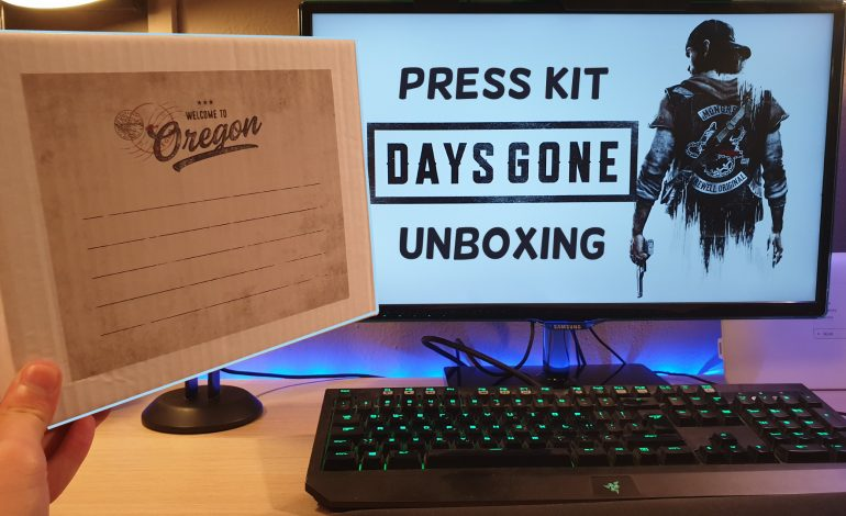 Το σπάνιο Press Kit του Days Gone
