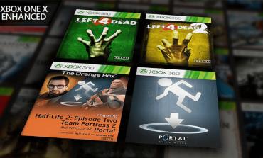 Τα Orange Box, Portal, Left4Dead 1&2 είναι πλέον Backwards Compatible και Χbox One X enhanced