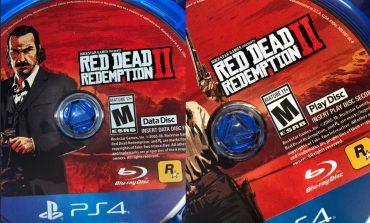 Πρώτη ματιά στα δύο δισκάκια του Red Dead Redemption 2
