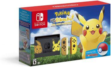 Έκρηξη πωλήσεων του Nintendo Switch στην Ιαπωνία λόγω Pokemon Let's Go