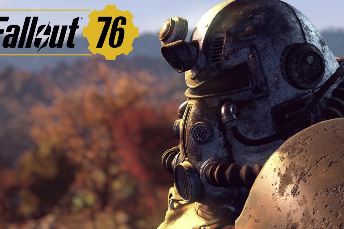 Νέο update για το Fallout 76 με δώρο τρία παιχνίδια!