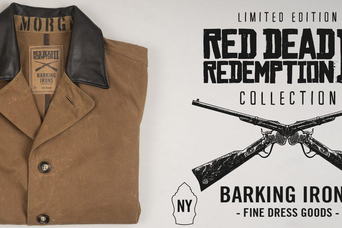 Νέα σειρά ένδυσης ετοιμάζει η Rockstar εμπνευσμένα από το Red Dead Redemption 2