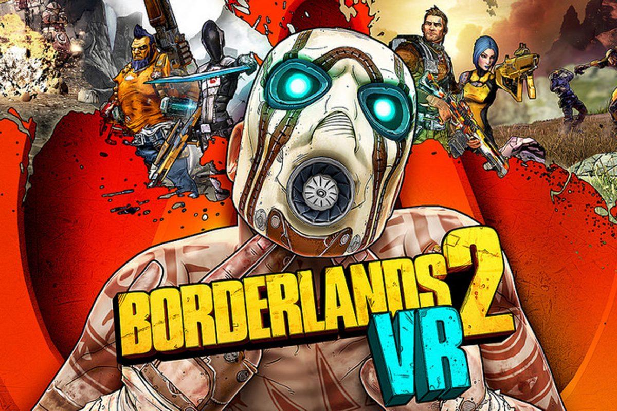 Νέες εικόνες από το Borderlands 2 VR – ελεύθερη κίνηση με Moves & Dualshock 4