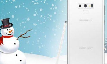 Το Galaxy Note9 Pure White θα κυκλοφορήσει στις 23 Νοεμβρίου