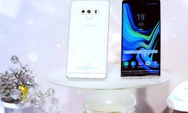 Η Samsung ανακοίνωσε το Galaxy Note9 First Snow White