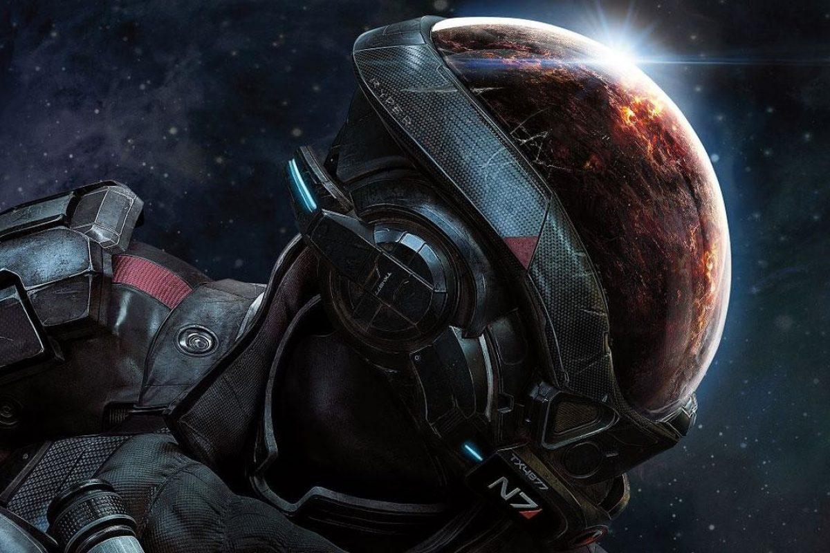Mass Effect Andromeda: Xbox One X Εnhanced