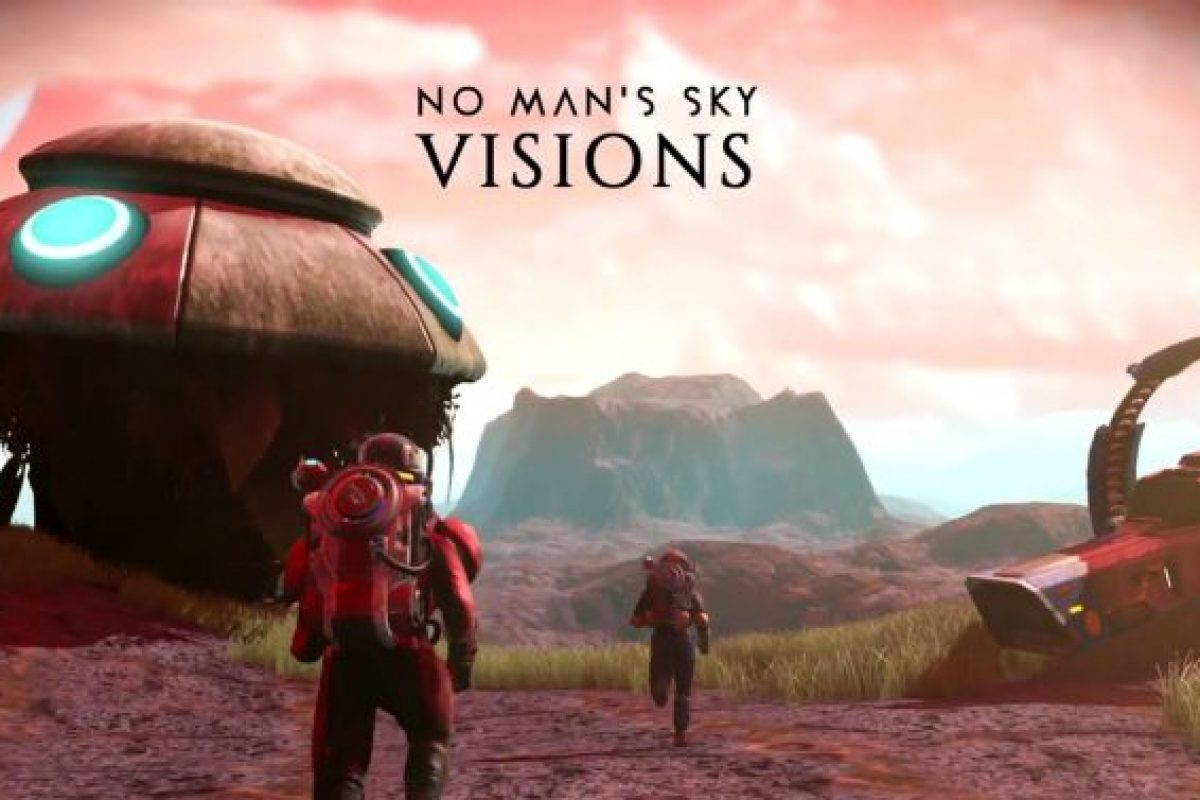 """Νέο μεγάλο update εν ονόματι """"Visions"""" κάνει την εμφάνισή του στο No Man's Sky"""