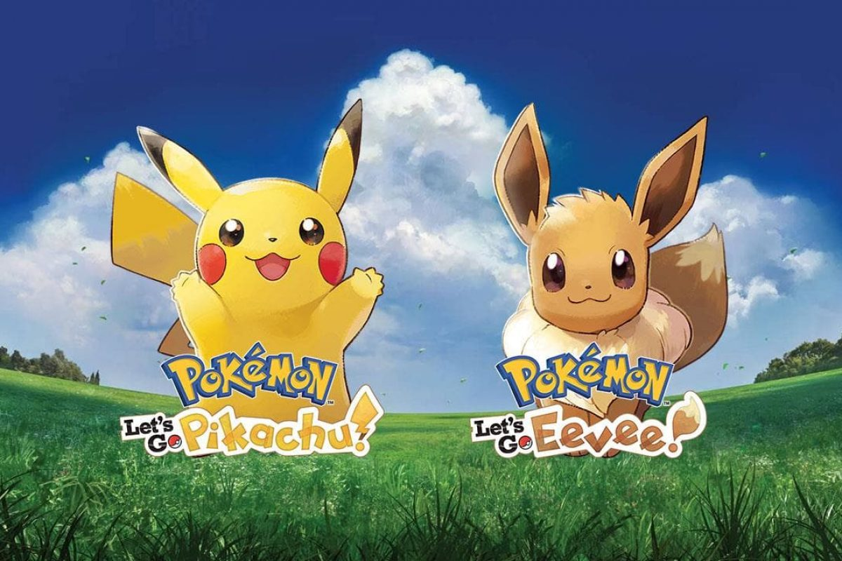 Pokemon Let's Go Pikachu και Eevee