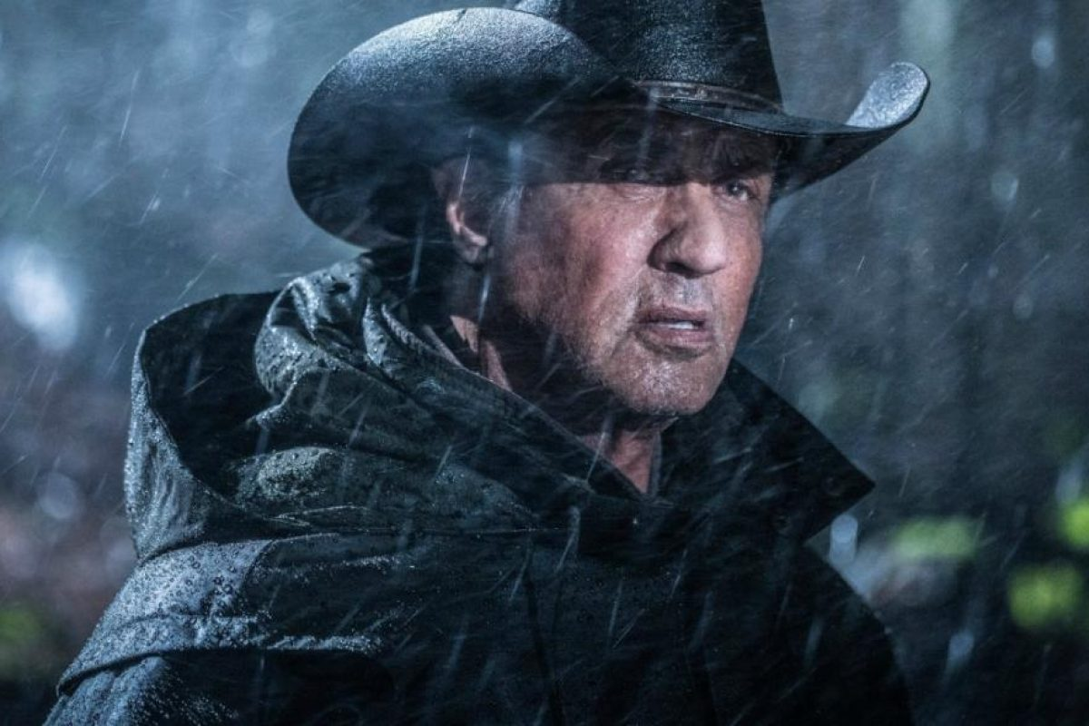 Η πρώτη φωτογραφία του Rambo V: Last Blood αλά Red Dead Redemption