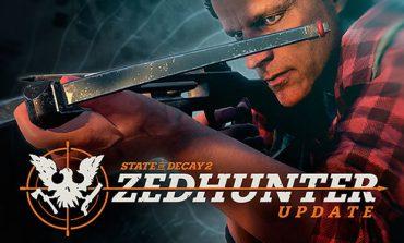 """Έρχεται το δωρεάν update """"Zedhunter"""" για το State of Decay 2"""