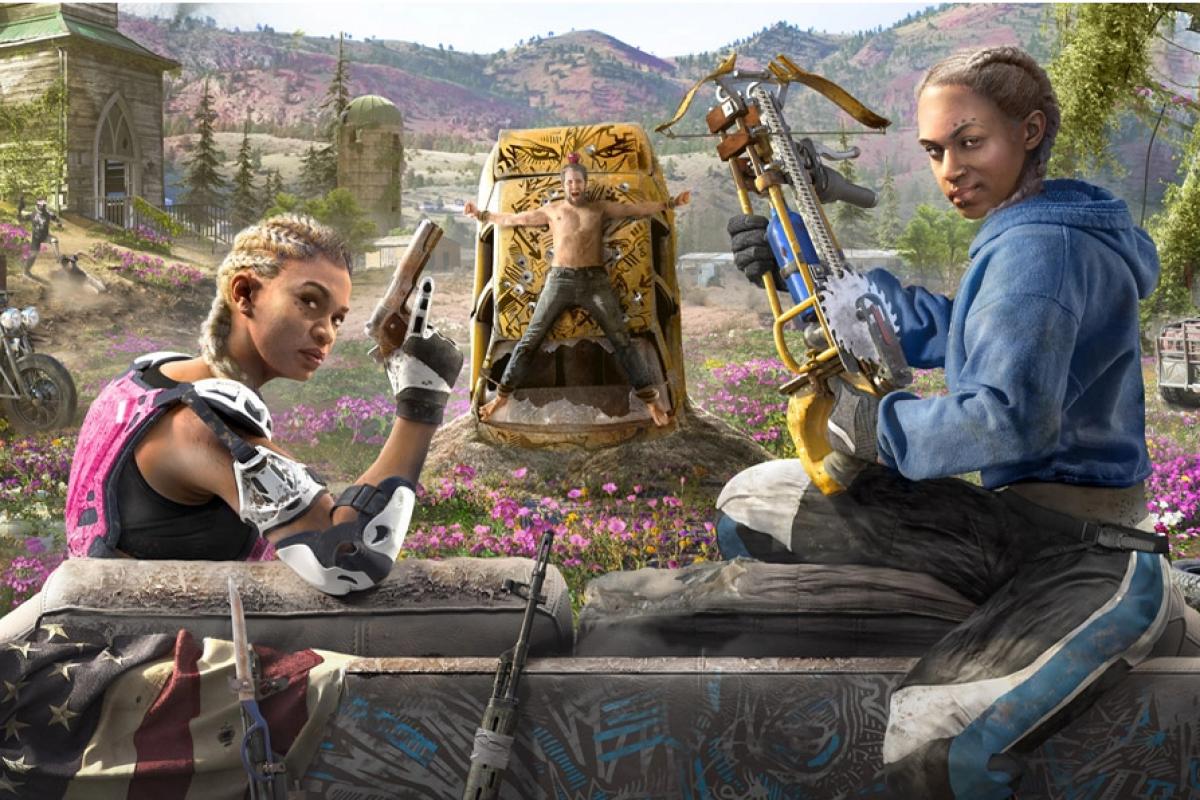 Far Cry New Dawn: Ζήστε μια μετά-αποκαλυπτική Αμερική με μπόλικη βία και δράση