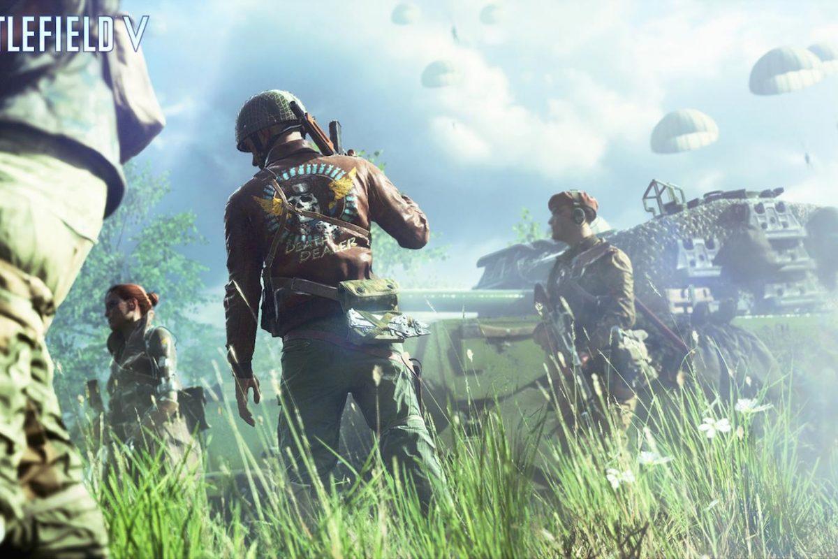 Το πρώτο μέρος των free dlc του Battlefield V είναι ήδη διαθέσιμο