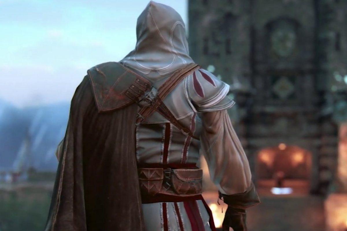Ο Ezio Auditore και όχι μόνο εισβάλλουν στο For Honor (Video)