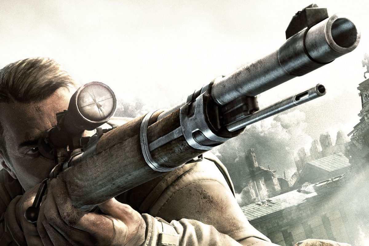 Έρχεται remastered έκδοση για το Sniper Elite V2
